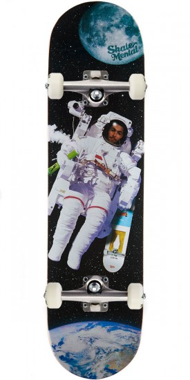 """Skate Mental Curtin Spaced Out Skateboard Complete - 8.00"""""""