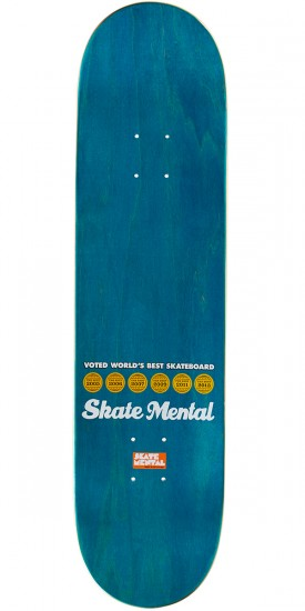 Skate Mental Oh My Lord Skateboard Complete - 8.125""