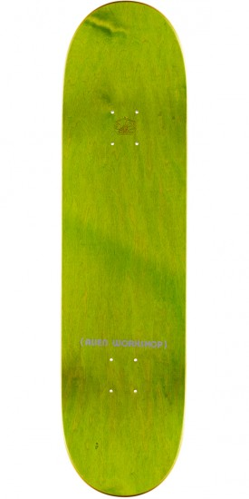 Alien Workshop Damaged Goods Acid Rain Skateboard Deck - 8.44""