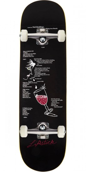 Lipstick Neil Heddings Guest Skateboard Complete - 8.50""