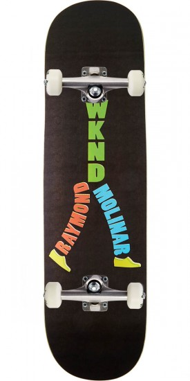 WKND Molinar Ray Walking Skateboard Complete - 8.25""