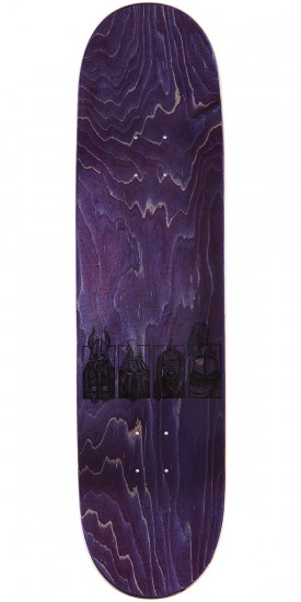 Blood Wizard Wizard Skatebord Complete - 8.375""