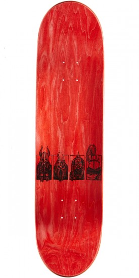 Blood Wizard Krahn Orc Skateboard Complete - 8.1""
