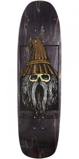 Blood Wizard Wizard Gauntlet Shape Skateboard Deck - 8.88""