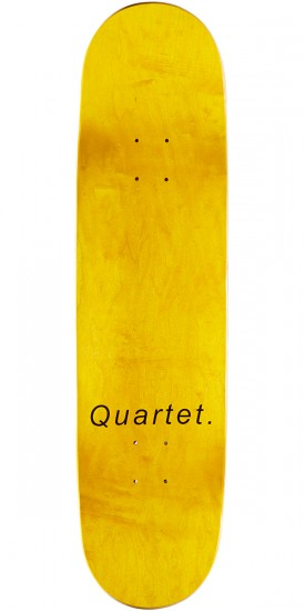"""Quartet Bounce to This Skateboard Deck - 8.25"""""""