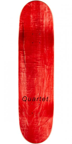 """Quartet Bounce to This Skateboard Complete - 8.50"""""""
