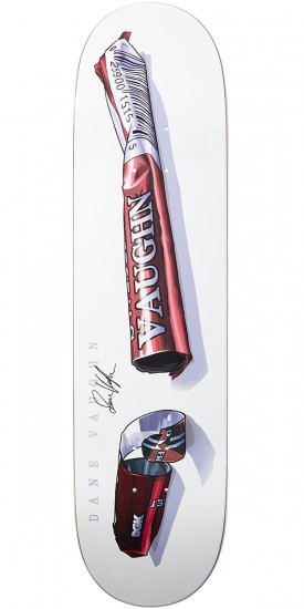DGK Blunted Vaughn Skateboard Deck - 7.80""