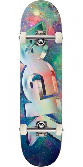DGK Out Here Skateboard Complete - 8.06""