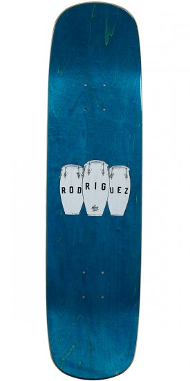 The Killing Floor Double Knot Mat Rodriguez Skateboard Complete - 8.25""