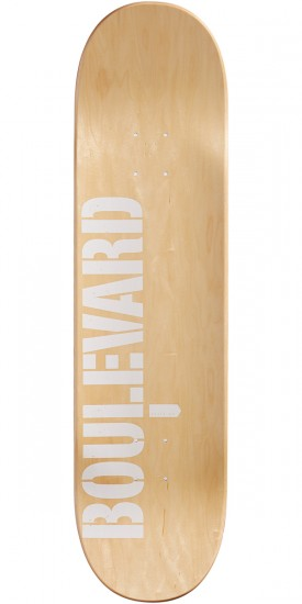 Boulevard Icon Team Skateboard Complete - 8.25""