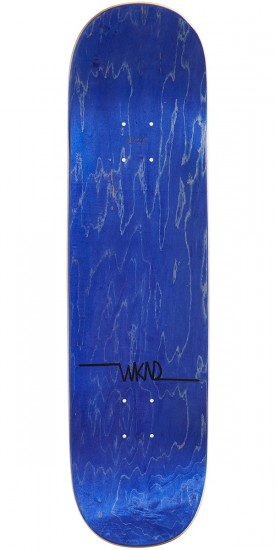 """WKND Gillette Shy Cheers Skateboard Complete - 8.25"""""""
