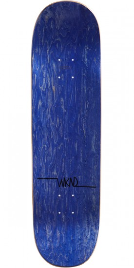 "WKND Silky Smooth Skateboard Complete - 8.50"" - Blem"