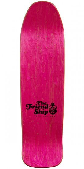 Friendship Retirement Dog Skateboard Complete - 8.50""