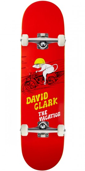 """Vacation Moto Mouse Skateboard Complete - 8.125"""""""
