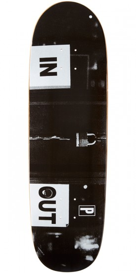 """Preservation In/Out Knucklehead Skateboard Deck - 9.25"""""""