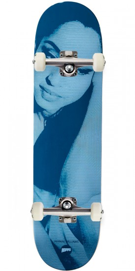 Hopps Jahmal Williams Beautiful Skateboard Complete - 8.00""