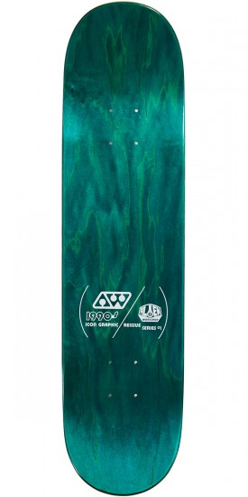 Alien Workshop Floating Pig Skateboard Deck - 7.875""
