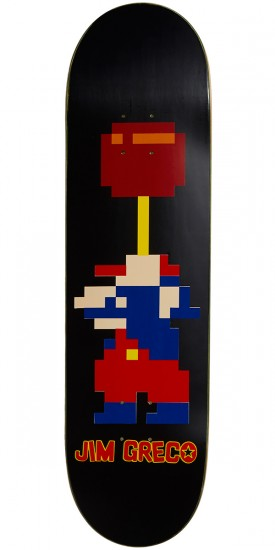 JK Industries Greco Hammer Man Skateboard Deck - 8.475""