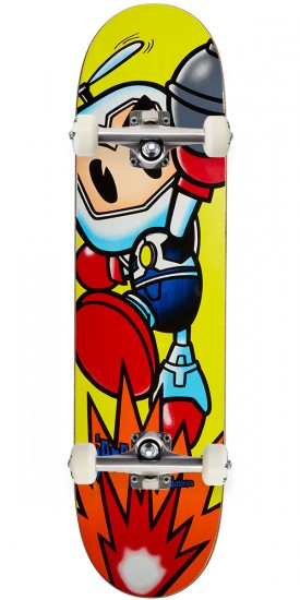 JK Industries Grenade Man Skateboard Complete - 8.00""