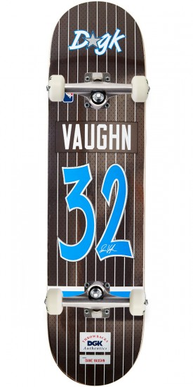 DGK Throwback Vaugh Skateboard Complete - 8.06""