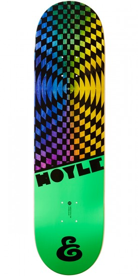 """Expedition Hypercolor Hoyle Skateboard Complete - 8.125"""""""