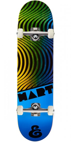 """Expedition Hypercolor Hart Skateboard Complete - 7.90"""""""