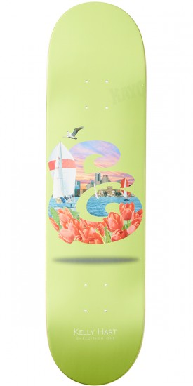 """Expedition Collage Hart Skateboard Complete - 8.125"""""""