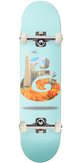 """Expedition Collage Hoyle Skateboard Complete - 7.90"""""""