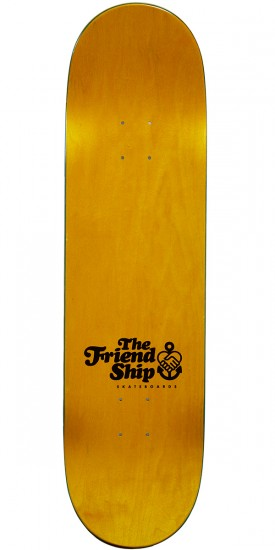 Friendship Democratic Pool Party Skateboard Deck - 8.50""