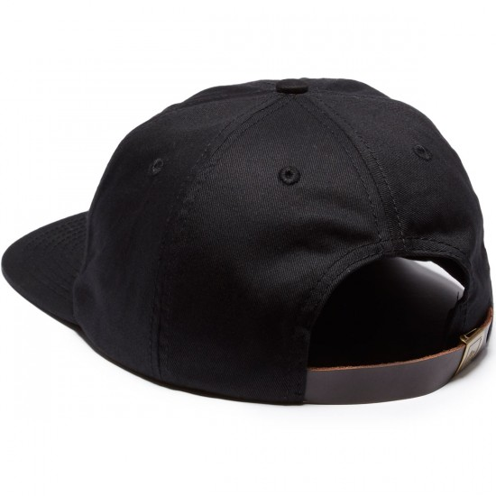 CLSC Sucks Strapback Hat - Black