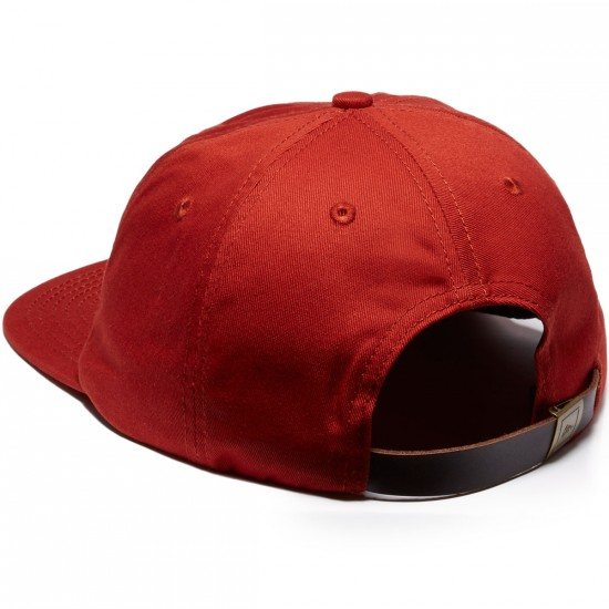 CLSC Sucks Strapback Hat - Camel