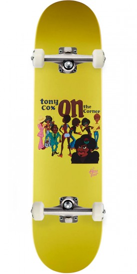 The Killing Floor Tony Cox Guest Pro Skateboard Complete - 8.0