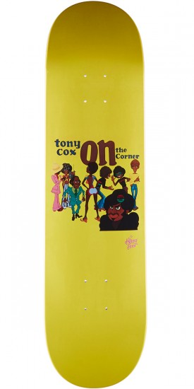 The Killing Floor Tony Cox Guest Pro Skateboard Deck - 8.25