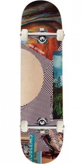 The Killing Floor Future Shock Gutterman Skateboard Complete - 8.25