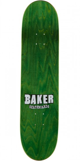 Baker Milk Skateboard Deck - Dustin Dollin - 8.0