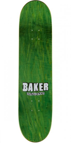 Baker Menace To Sobriety Skateboard Deck - Nuge - 8.0