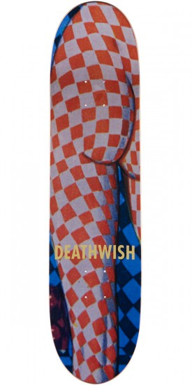 Deathwish LSD Orgy Skateboard Deck - Slash - 8.0