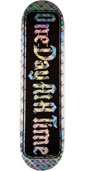 Deathwish One Day At A Time Skateboard Deck - Jim Greco - 8.475