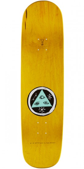 Welcome Crinker on Nibiru Skateboard Complete - Pink/Blue - 8.75