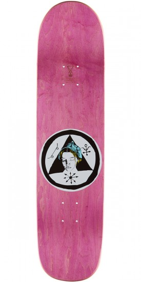 Welcome Phillip on Bunyip Skateboard Complete - White - 8.0