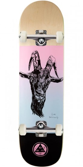 Welcome Phillip on Big Bunyip Skateboard Complete - Black - 8.5