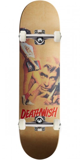 Deathwish Going Steady Skateboard Complete - 8.0