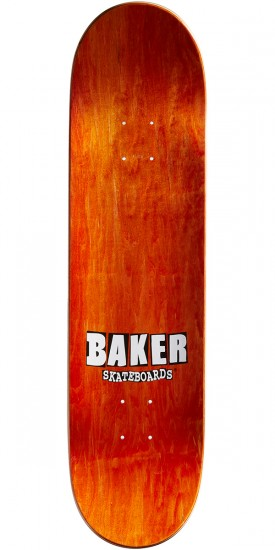 Baker Dither Skateboard Deck - Ostrander - 8.125