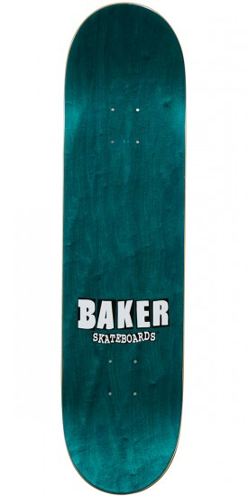 Baker King Of Clubs Skateboard Deck - Theotis - 8.0