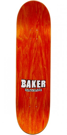 Baker Primary Skateboard Deck - Slash - 8.475