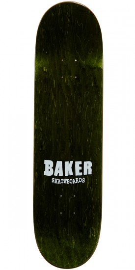 Baker Primary Skateboard Deck - Riley Hawk - 8.3875