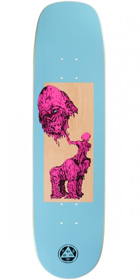 Welcome Wax Gorilla on Phoenix Skateboard Deck - Slate - 8.0