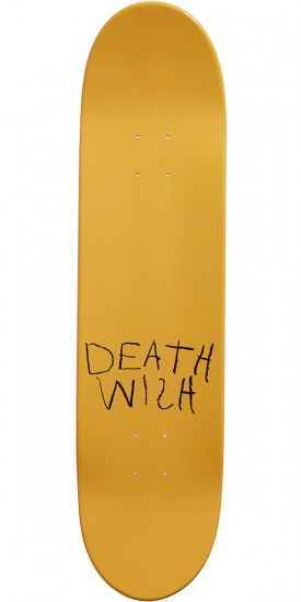 Deathwish New York Minute Skateboard Deck - 8.0