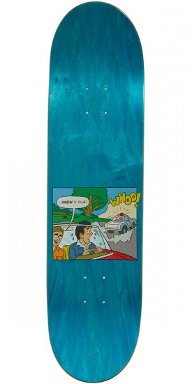 Deathwish Teen-Ager Skateboard Deck - Jim Greco - 8.25