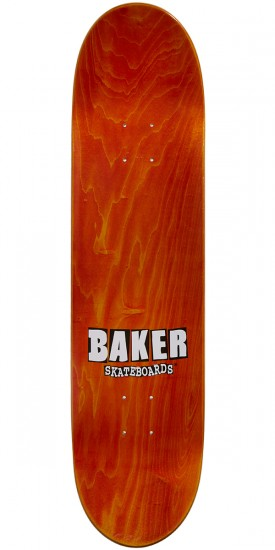 Baker Too Drunk To Pho Skateboard Deck - Nuge - 8.0